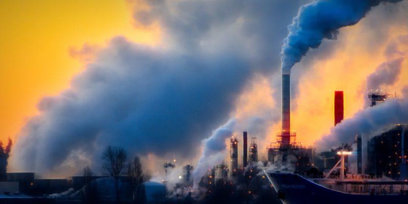 globális környezeti probléma a légszennyezés