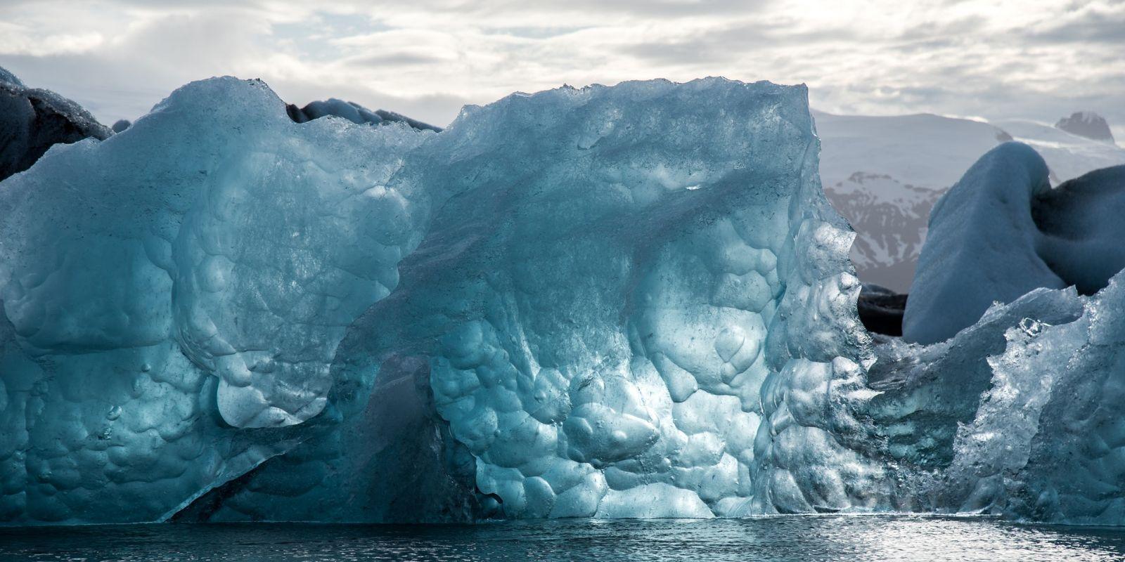A tengeri jég fogyása globális felmelegedés