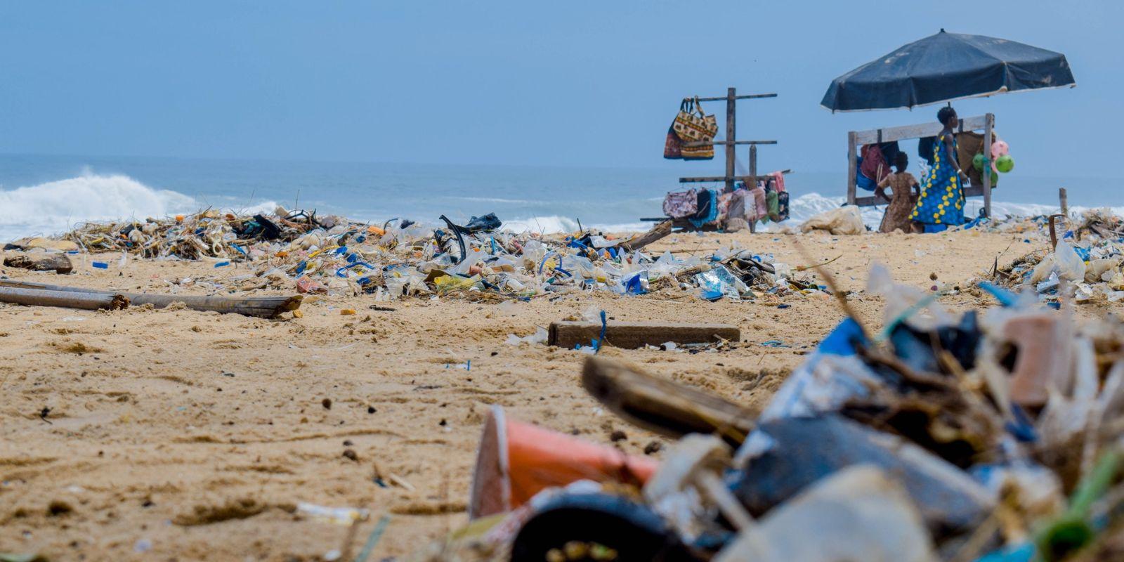 oceánok elsavasodása, környezetszennyetés, mint globális környezeti probléma, tengeri szemetelés