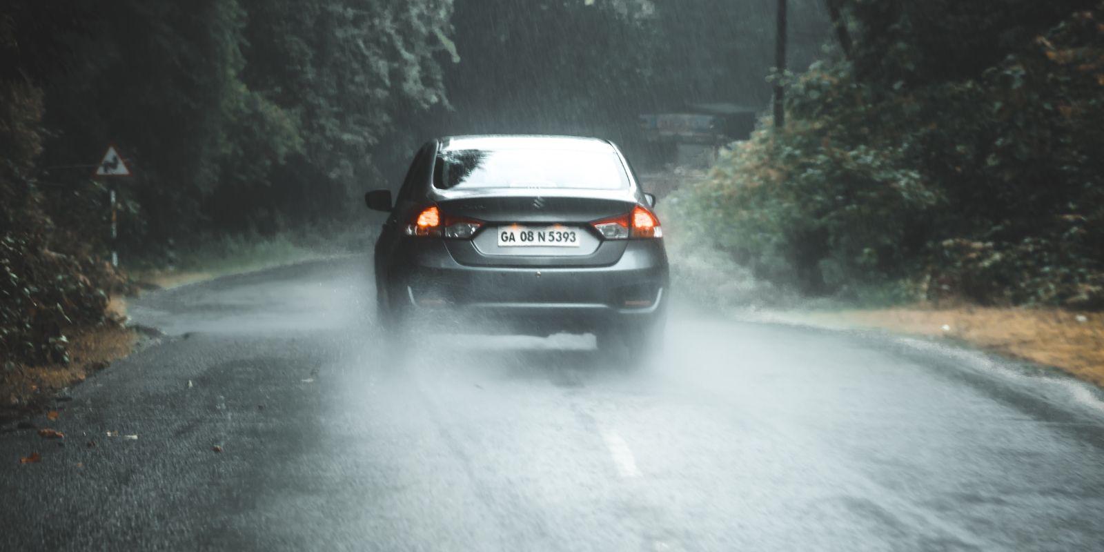 levegőszennyezés autóval