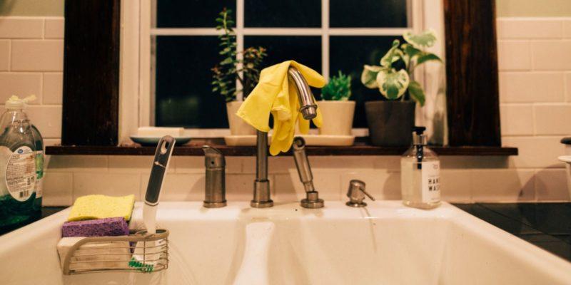 Tisztítószerek, vegyszerek a háztartásban.