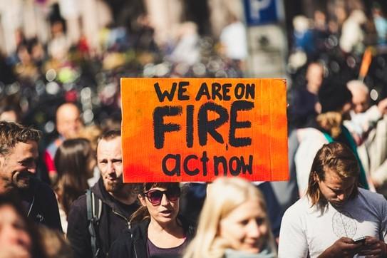 klímaváltozás elleni harc