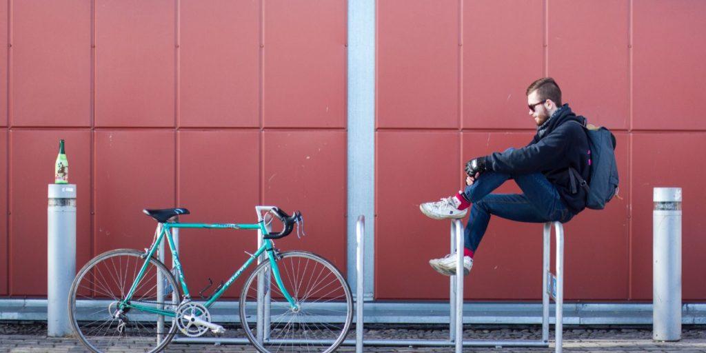 zero waste kerékpár
